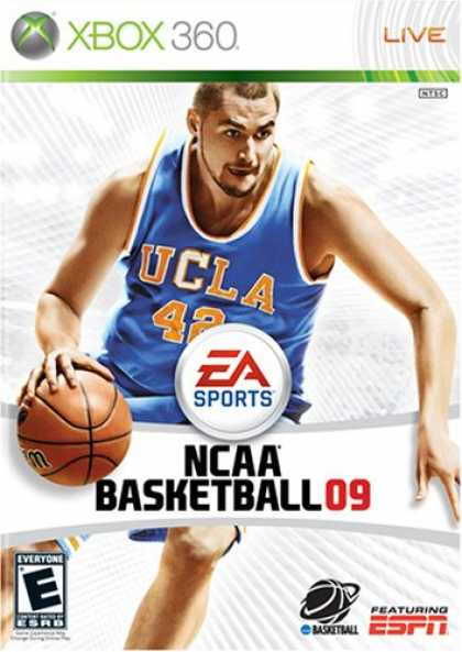 Bestselling Games (2008) - NCAA Basketball 09