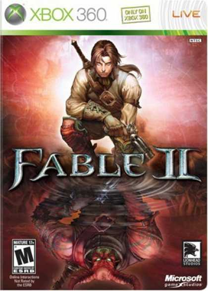 Bestselling Games (2008) - Fable II
