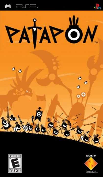 Bestselling Games (2008) - Patapon