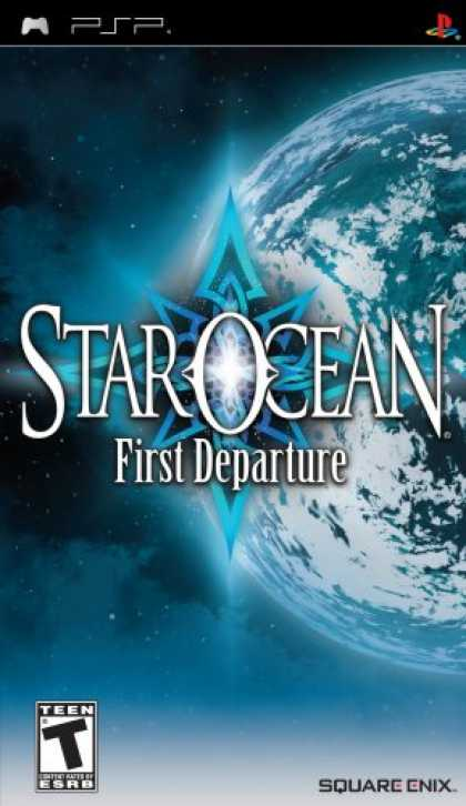 Bestselling Games (2008) - Star Ocean: First Departure
