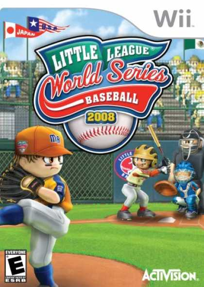 Bestselling Games (2008) - Little League World Series Baseball '08