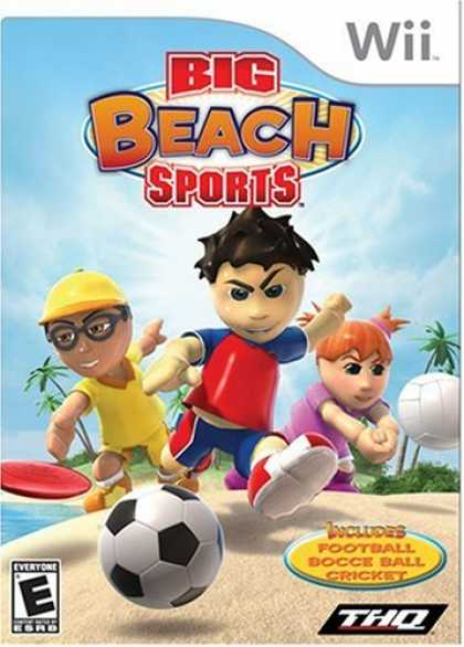 Bestselling Games (2008) - Big Beach Sports
