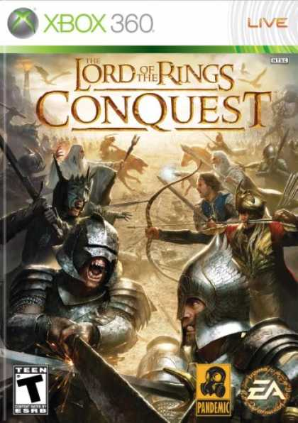 Bestselling Games (2008) - Lord of the Rings: Conquest