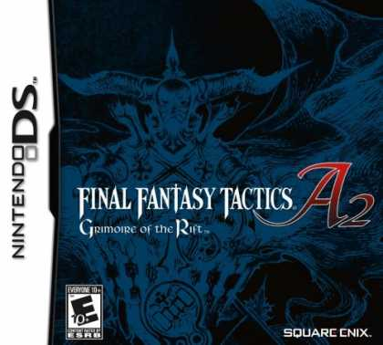 Bestselling Games (2008) - Final Fantasy Tactics A2: Grimoire of the Rift