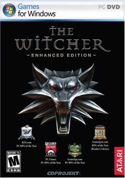 Bestselling Games (2008) - The Witcher Enhanced