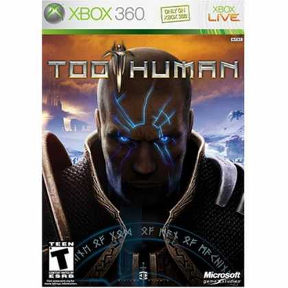 Bestselling Games (2008) - Too Human