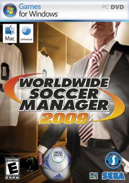 Bestselling Games (2008) - World Wide Soccer Manager 2009