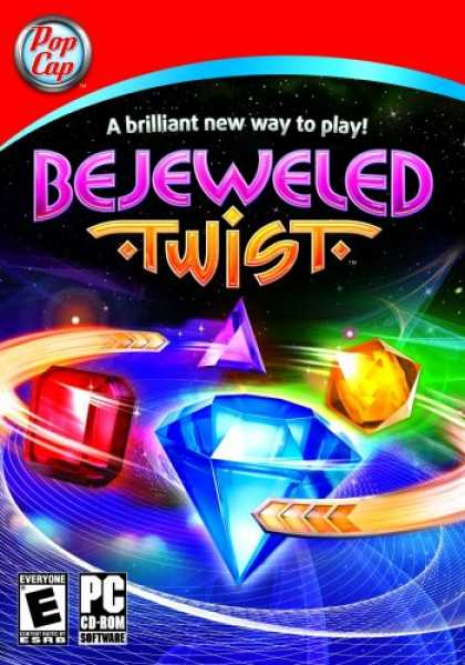 Bestselling Games (2008) - Bejeweled Twist