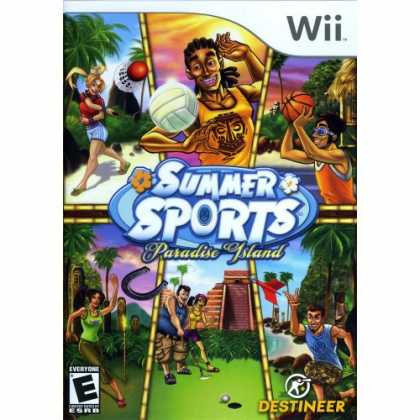 Bestselling Games (2008) - Summer Sports Paradise