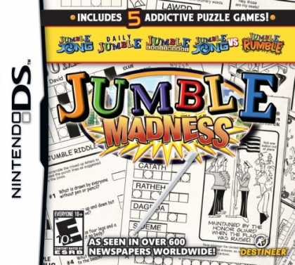 Bestselling Games (2008) - Jumble Madness