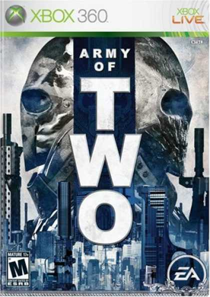 Bestselling Games (2008) - Army of Two