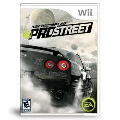 Bestselling Games (2008) - Need for Speed: Prostreet