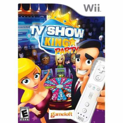 Bestselling Games (2008) - TV Show King Party
