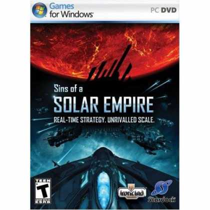 Bestselling Games (2008) - Sins of a Solar Empire