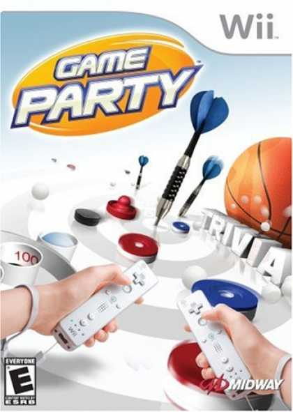 Bestselling Games (2008) - Game Party