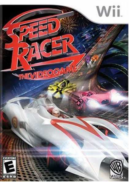 Bestselling Games (2008) - Speed Racer: The Videogame
