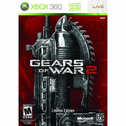 Bestselling Games (2008) - Gears of War 2 Limited Edition