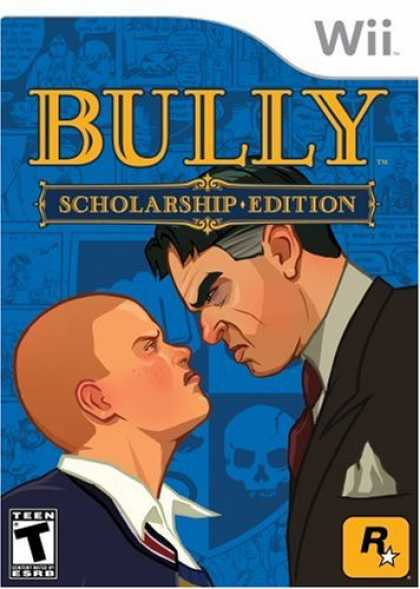 Bestselling Games (2008) - Bully: Scholarship Edition