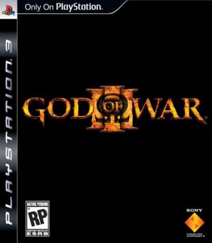 Bestselling Games (2008) - God of War III