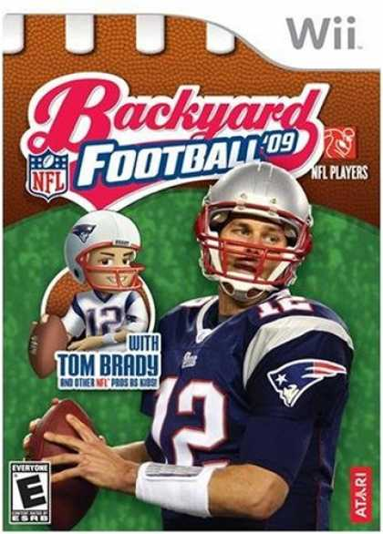 Bestselling Games (2008) - Backyard Football 2009