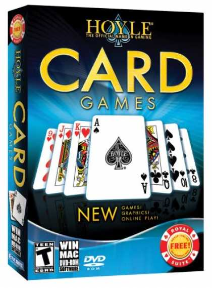 Bestselling Games (2008) - Hoyle Card Games 2009