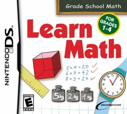 Bestselling Games (2008) - Learn Math