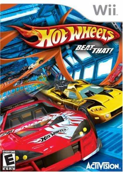 Bestselling Games (2008) - Hot Wheels Beat That