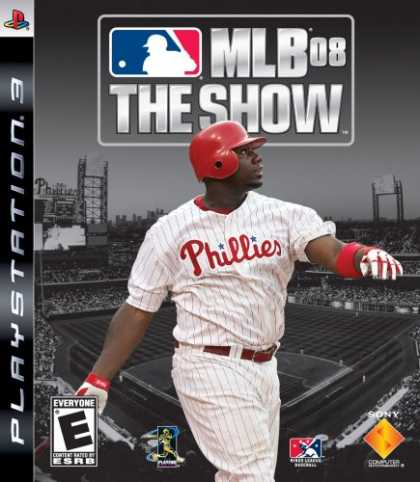 Bestselling Games (2008) - MLB 08: The Show