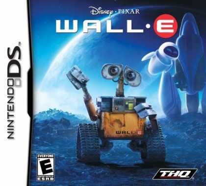 Bestselling Games (2008) - Wall-E