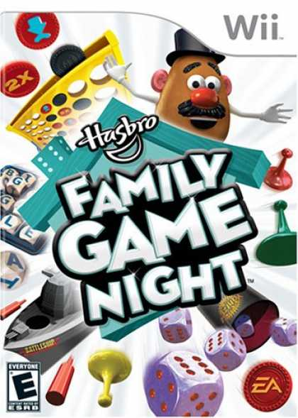 Bestselling Games (2008) - Hasbro Family Game Night