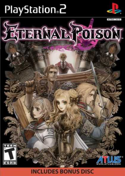 Bestselling Games (2008) - Eternal Poison