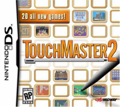 Bestselling Games (2008) - Touchmaster 2