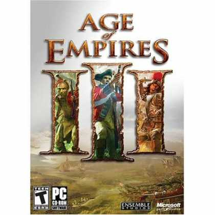 Bestselling Games (2008) - Age of Empires III