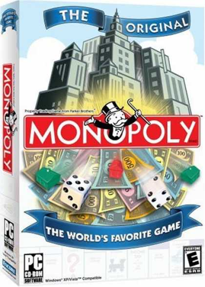 Bestselling Games (2008) - Monopoly 2008