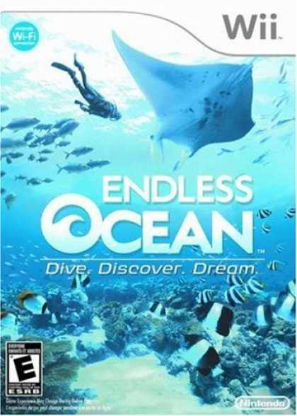 Bestselling Games (2008) - Endless Ocean: Dive, Discover, Dream