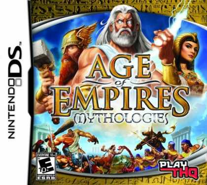 Bestselling Games (2008) - Age of Empires: Mythologies