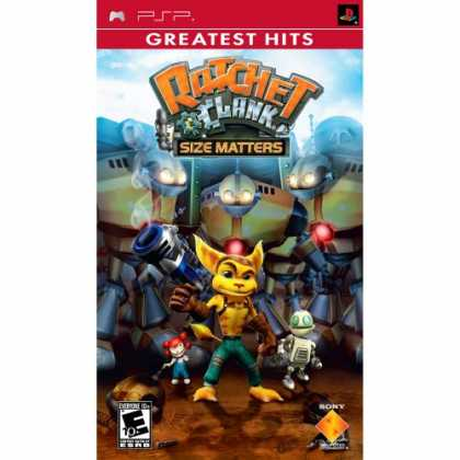 Bestselling Games (2008) - Ratchet & Clank: Size Matters