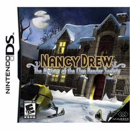 Bestselling Games (2008) - Nancy Drew: The Mystery of the Clue Bender Society
