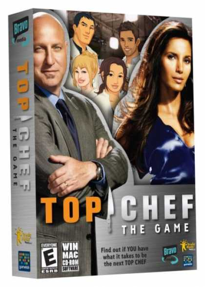 Bestselling Games (2008) - Top Chef: The Game