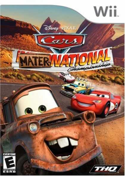 Bestselling Games (2008) - Cars: Mater-National