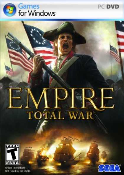 Bestselling Games (2008) - Empire: Total War
