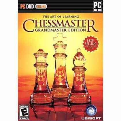 Bestselling Games (2008) - Chessmaster: The Art of Learning