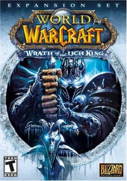 Bestselling Games (2008) - World of Warcraft: Wrath of the Lich King Expansion Pack