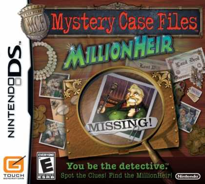Bestselling Games (2008) - Mystery Case Files: MillionHeir