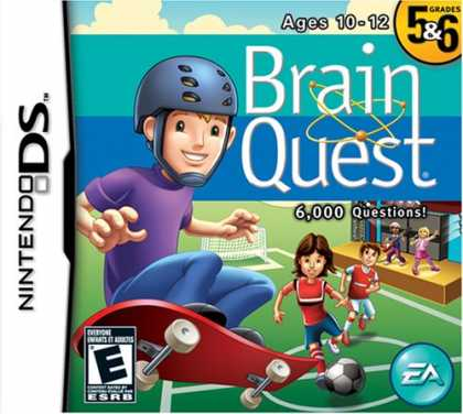 Bestselling Games (2008) - Brain Quest: Grades 5 & 6
