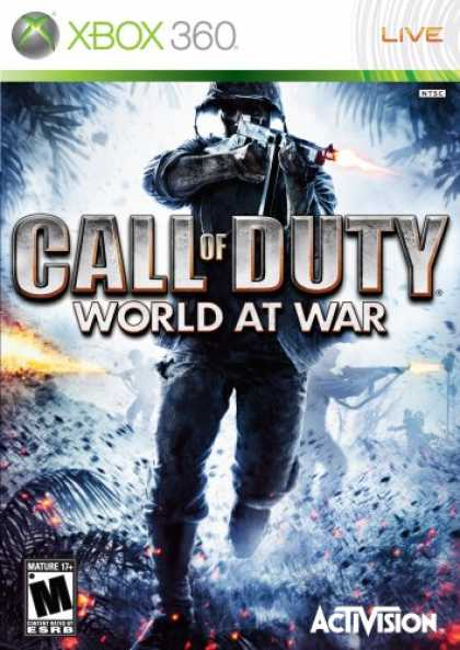 Bestselling Games (2008) - Call of Duty: World at War
