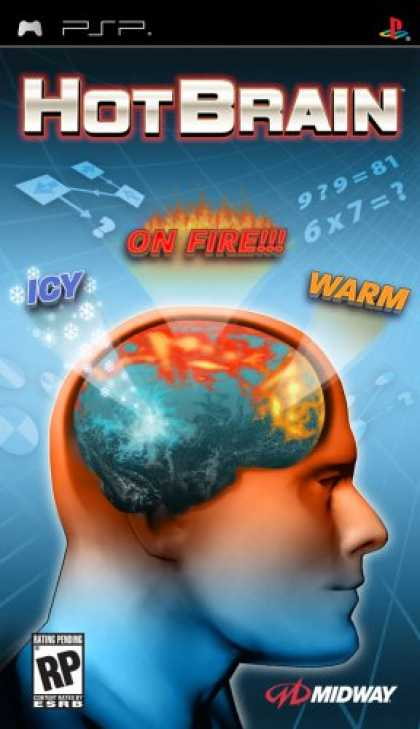 Bestselling Games (2008) - Hot Brain