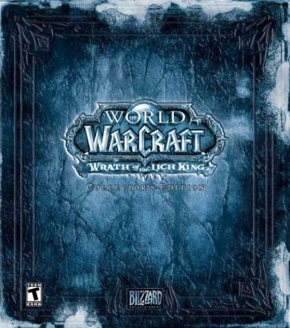 Bestselling Games (2008) - World of Warcraft: Wrath of the Lich King Collector's Edition