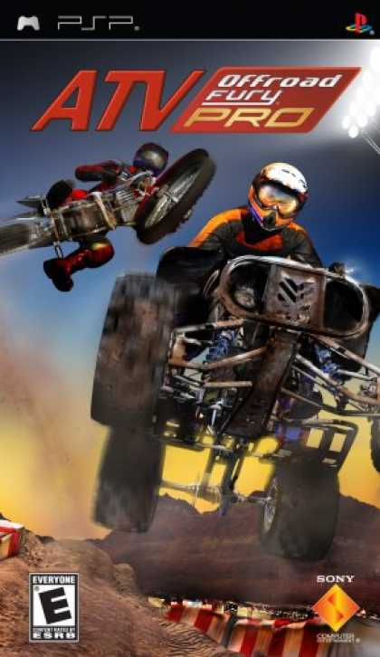 Bestselling Games (2008) - ATV Offroad Fury Pro