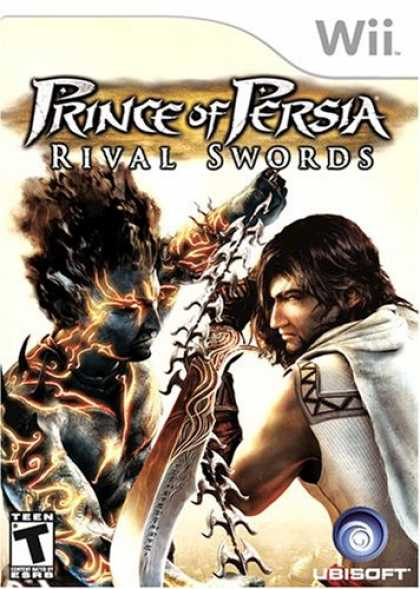 Bestselling Games (2008) - Prince of Persia: Rival Swords